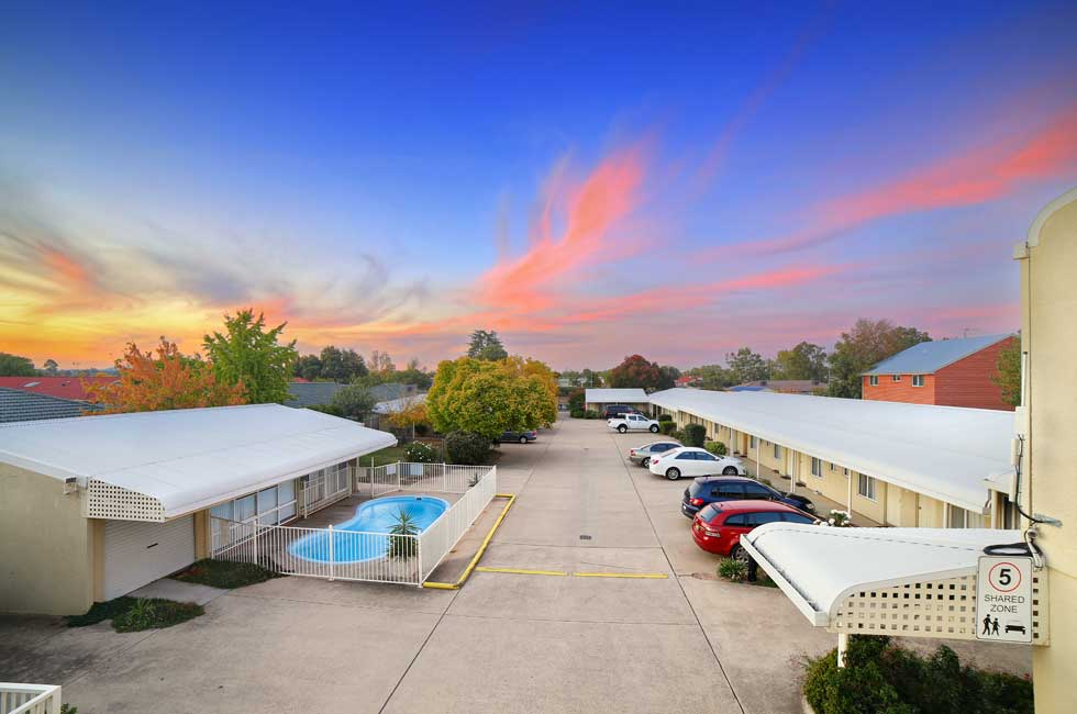 Boulevarde Motor Inn is one of the leading 4 star motels in Wagga, a popular choice for travellers and business guests alike - Accommodation Wagga Wagga
